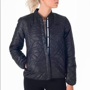 Nike Women's Huarache Run Quilted Bomber Jacket